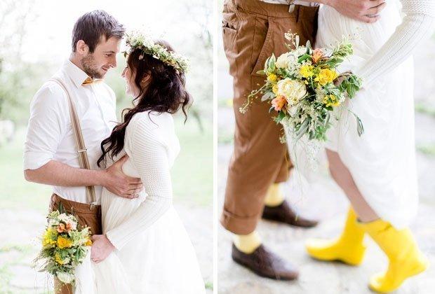 Springfeeling in shades of yellow