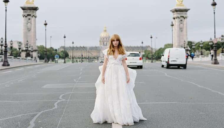 Chic Paris Bride by Donny Zavala Photography