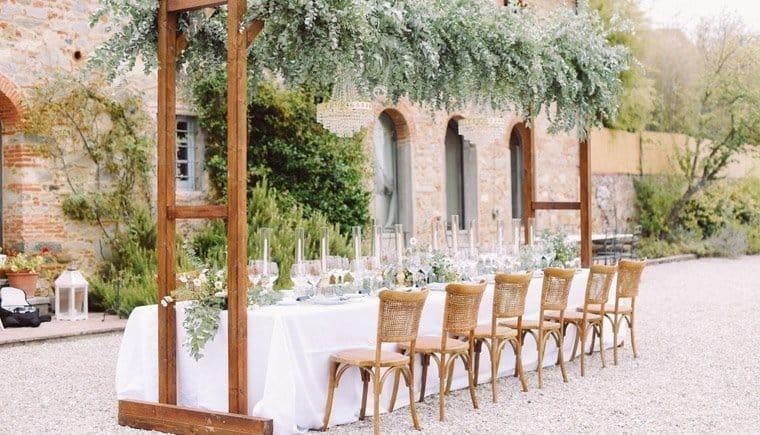 Dreamlike Tuscany Weddingfrom Weddingsintuscany by Chiara Sernesi