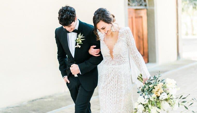 Fragrant wedding world in Tuscany by Die Hochzeitsfotografen Angelika und Artur