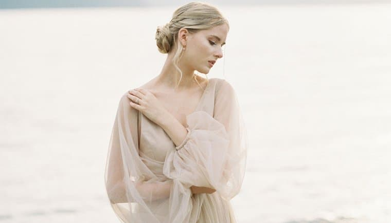 Graceful Bridal Inspirations from the Sunshine Coast by Samin Abarqoi Photography