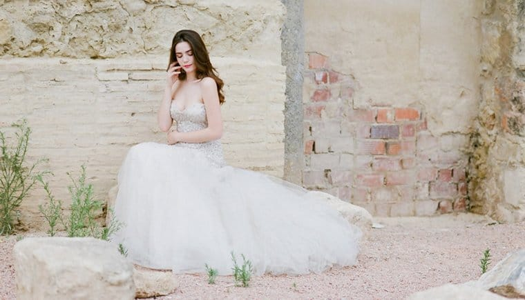 Enchanting Cordoba Bridal Session by Tamara Grüner Photography