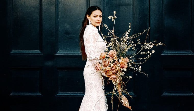 Glamorous Bridal Inspirations From San Francisco