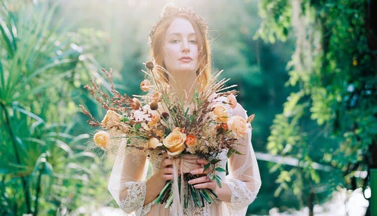 Sensual Bridal Boudoir