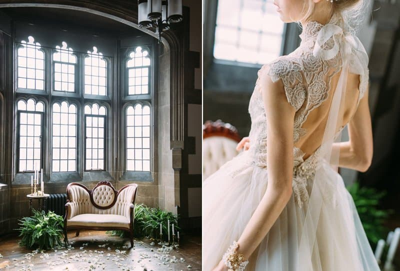 White Carpet Bridal Collection von Catherine Langlois mit Destiny Dawn Photography