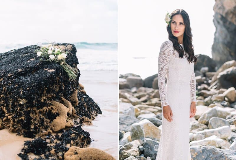 Portuguese Beach Romantic by Laboda Wedding