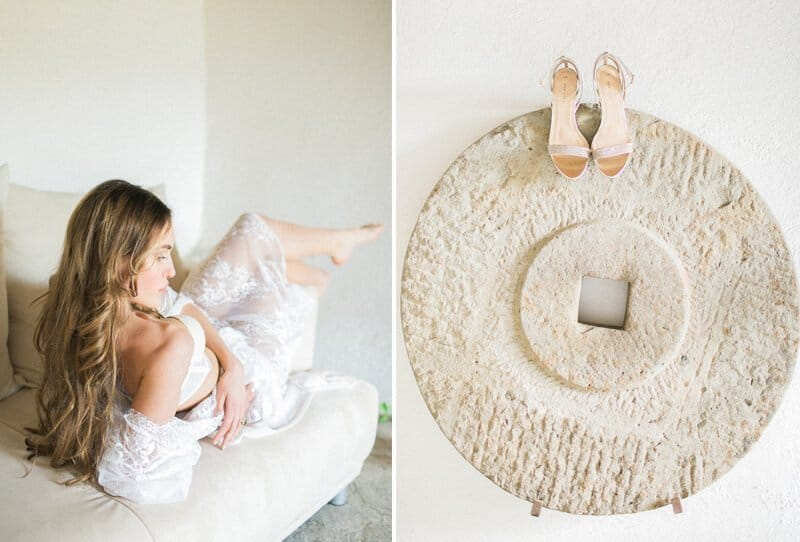 Graceful Tuscany Boudoir Session with Weddingy by Silke and Diana Frohmüller
