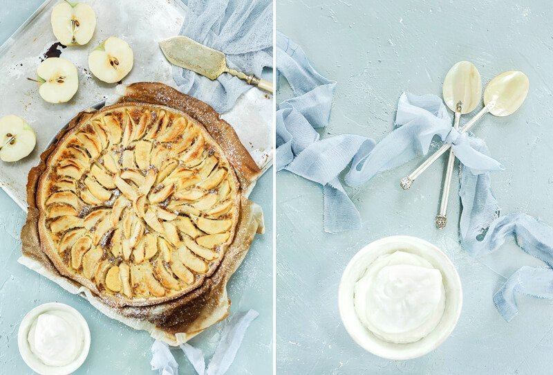 Homemade Apple Pie by Comme Soie