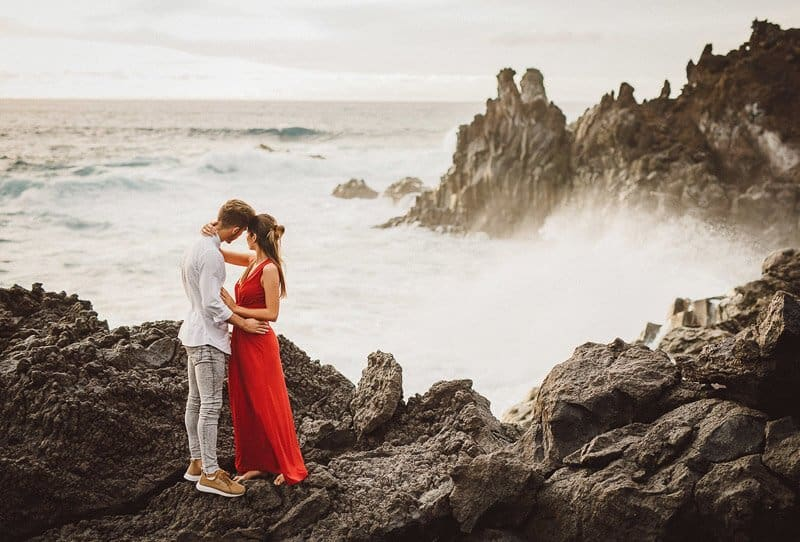 Love and Passion in La Palma by Vivid Symphony