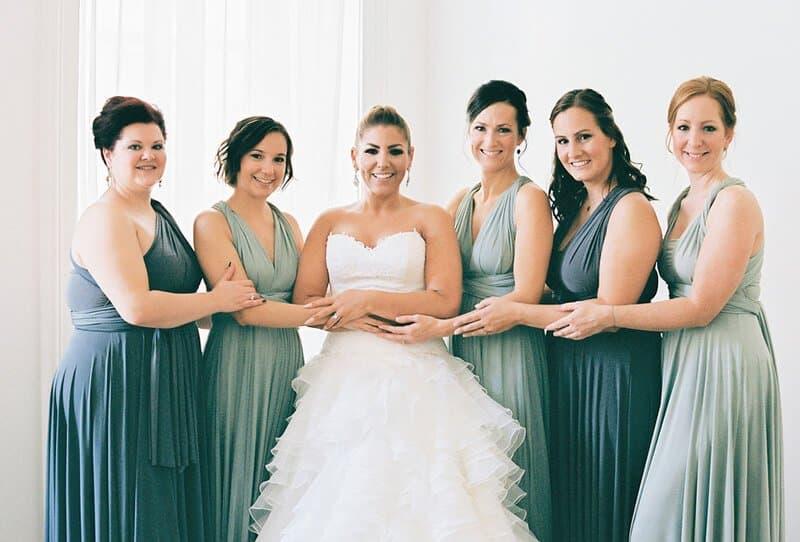 Dream Wedding with Industrial Charm by Melanie Nedelko Fotografie