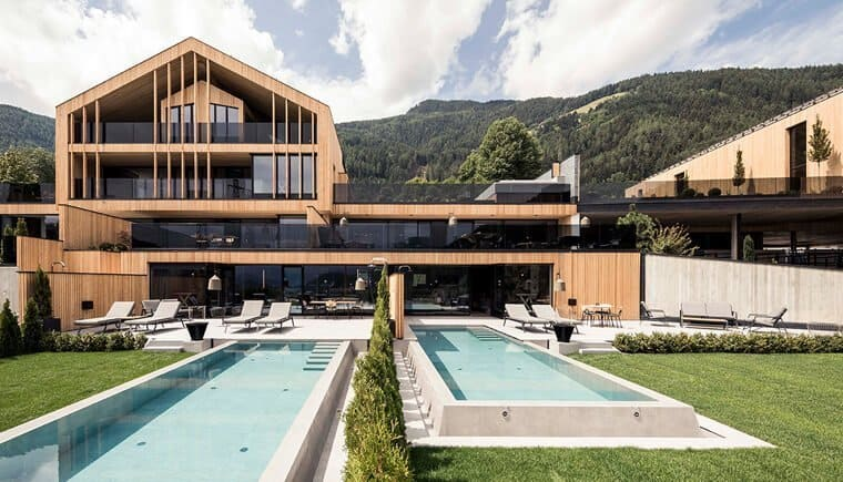 Private Luxury Chalet Purmontes – Recreation for all senses