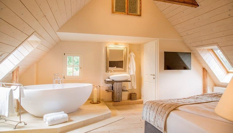 Golden Hill Country Chalets and Suites, a luxurious hideaway