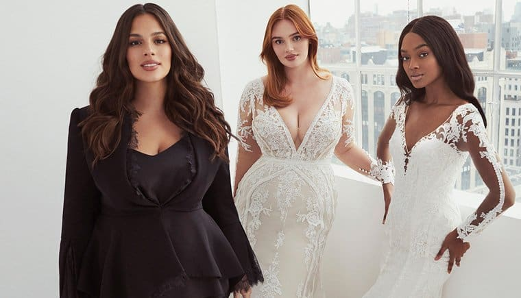 Dreamlike Bridal Fashion by Ashley Graham for Pronovias