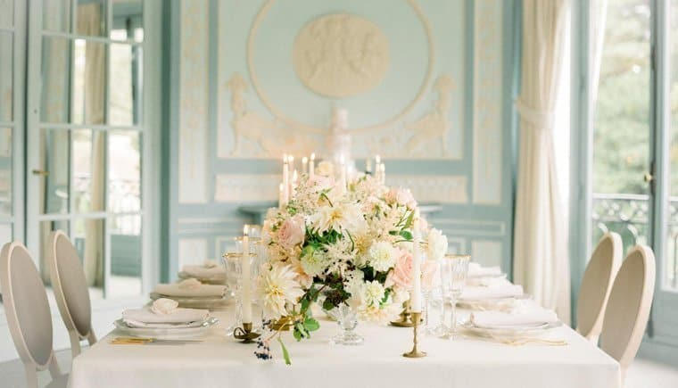 French Wedding Inspiration á la Marie-Antoinette