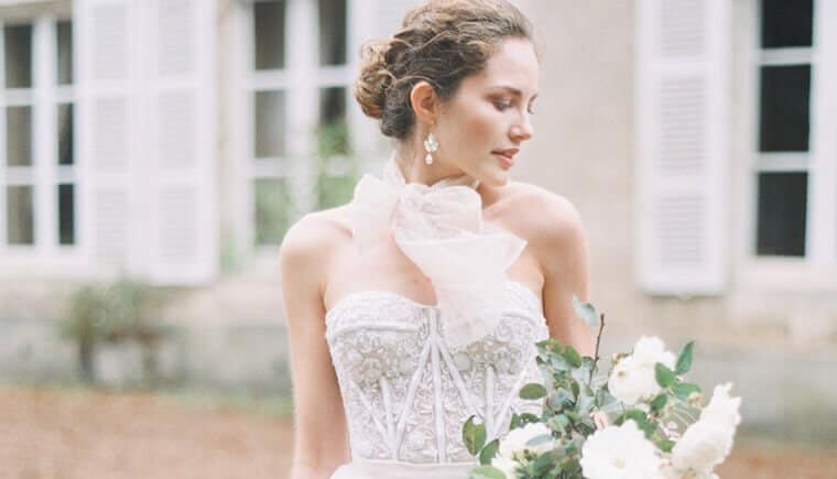 Mystical Bridal Inspirations at Chateau de Bouthonvilliers
