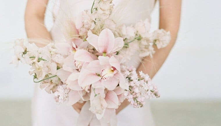 Wedding dreams in shades of pink