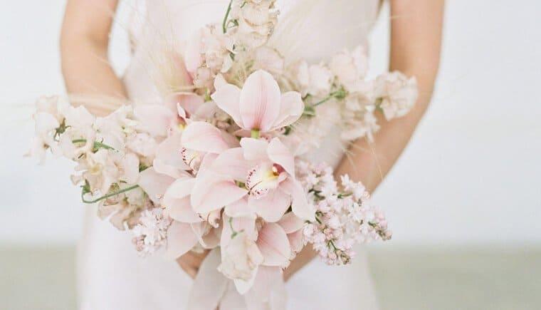 Wedding dreams in shades of pink
