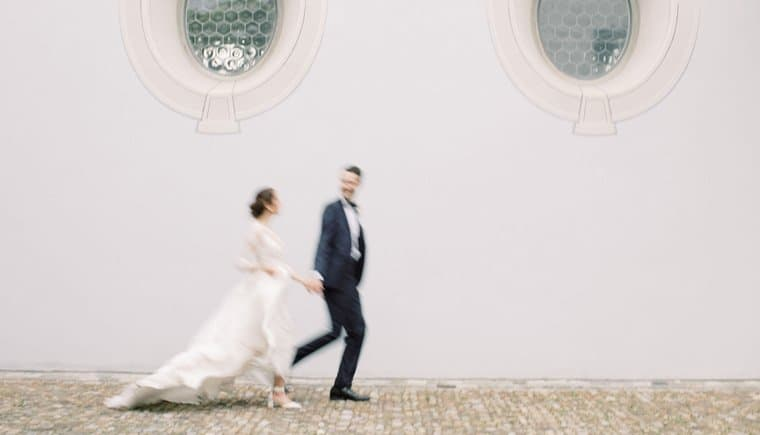 Intimate wedding in Zurich